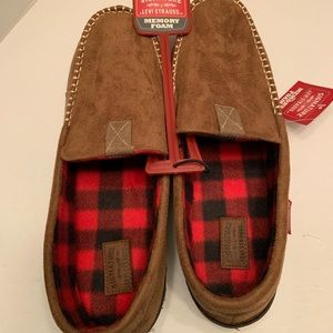 Signature By Levi Strauss Men Moccasin Slipper